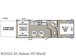 New 2018  Palomino Puma XLE Lite 24FBC by Palomino from AC Nelsen RV World in Omaha, NE