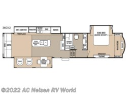 New 2018  Forest River Cedar Creek Hathaway Edition 36CK2 by Forest River from AC Nelsen RV World in Omaha, NE