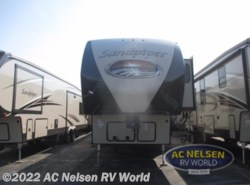 New 2018  Forest River Sandpiper 372LOK by Forest River from AC Nelsen RV World in Omaha, NE