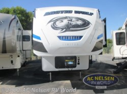 New 2018  Forest River Cherokee Arctic Wolf 315TBH8 by Forest River from AC Nelsen RV World in Omaha, NE