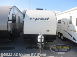 Used 2014  Forest River  R Pod RP 172 by Forest River from AC Nelsen RV World in Omaha, NE