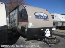 New 2018  Forest River  Patriot Edition 18TO by Forest River from AC Nelsen RV World in Omaha, NE