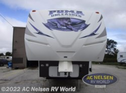 Used 2015  Palomino Puma 356QLB by Palomino from AC Nelsen RV World in Omaha, NE