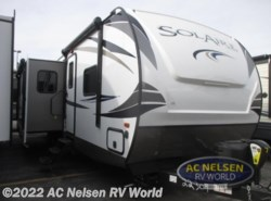 New 2018  Palomino Solaire Ultra Lite 312TSQBK by Palomino from AC Nelsen RV World in Omaha, NE