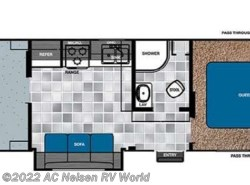 Used 2015  Forest River Work and Play 30WRS by Forest River from AC Nelsen RV World in Omaha, NE
