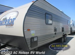New 2018  Forest River  Patriot Edition 22RR by Forest River from AC Nelsen RV World in Omaha, NE