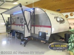 New 2018  Forest River Cherokee Grey Wolf 19SM by Forest River from AC Nelsen RV World in Omaha, NE