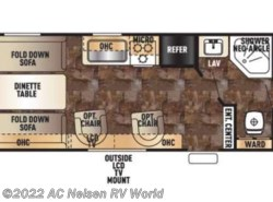 Used 2016  Forest River Cherokee Grey Wolf 26RR by Forest River from AC Nelsen RV World in Omaha, NE