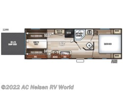 New 2019  Forest River  Patriot Edition 22RR by Forest River from AC Nelsen RV World in Omaha, NE