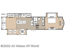 New 2019  Forest River Cedar Creek Hathaway Edition 36CK2 by Forest River from AC Nelsen RV World in Omaha, NE