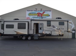 New 2017  Coachmen Chaparral 391QSMB by Coachmen from Delmarva RV Center in Milford, DE