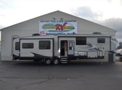 New 2018  Coachmen Chaparral 392MBL by Coachmen from Delmarva RV Center in Milford, DE