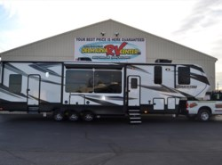 New 2017  Grand Design Momentum 395M by Grand Design from Delmarva RV Center in Milford, DE