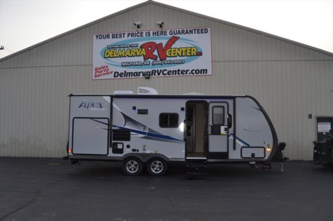 2018 Coachmen Apex 215RBK