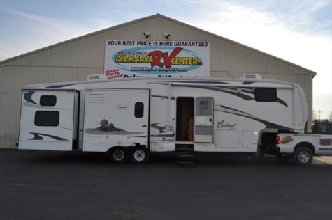2007 Forest River Cardinal 38LE