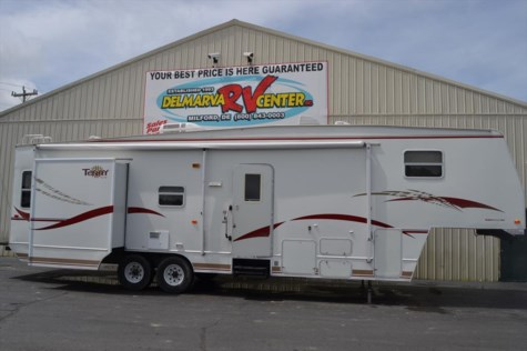 2001 Fleetwood Terry 345RL