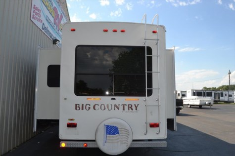 2008 Heartland RV Big Country 3075RL
