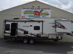 Used 2013  Keystone Sprinter 269FWRET by Keystone from Delmarva RV Center in Milford, DE