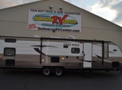 Used 2015  Forest River Cherokee Grey Wolf 29BH by Forest River from Delmarva RV Center in Milford, DE