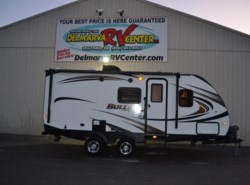Used 2015  Keystone Bullet 207RBS by Keystone from Delmarva RV Center in Milford, DE