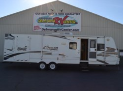 Used 2008  Keystone Cougar 300SRX by Keystone from Delmarva RV Center in Milford, DE