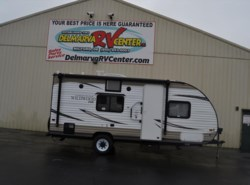 Used 2017  Forest River Wildwood X-Lite 186RB by Forest River from Delmarva RV Center in Milford, DE