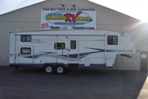 2004 Fleetwood Terry Quantum 295 2BS