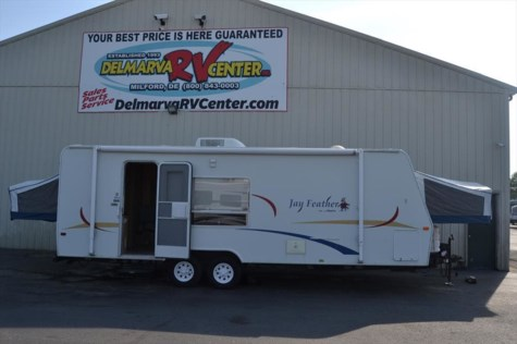 2005 Jayco Jay Feather 25E