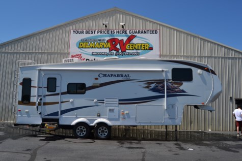 2011 Coachmen Chaparral 276RLDS