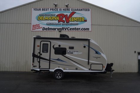 2019 Coachmen Freedom Express Pilot 19FBS