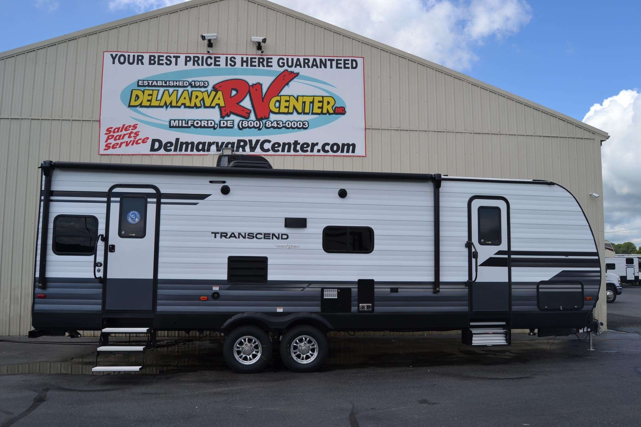 Rv Sales Delaware >> 2020 Grand Design Rv Transcend 26rls For Sale In Milford De