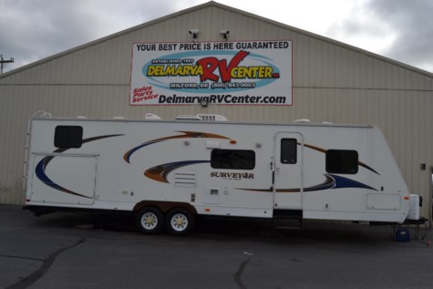 2012 Forest River Surveyor SV305