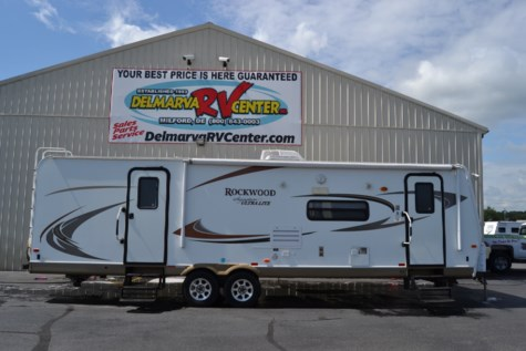 2011 Forest River Rockwood Signature Ultra Lite 8319SS
