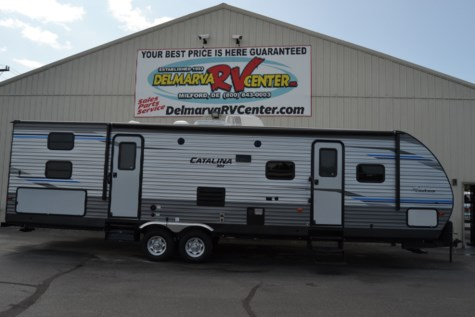 2019 Coachmen Catalina SBX 321BHDS