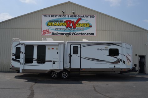 2015 Forest River Rockwood Windjammer 3029W
