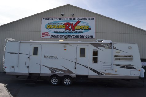 2009 Forest River Rockwood Signature Ultra Lite 8315BSS