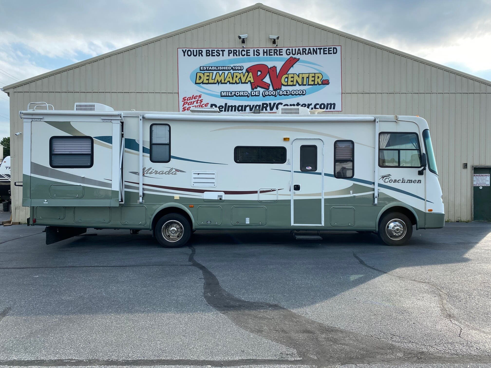 2006 Coachmen Mirada 310DS
