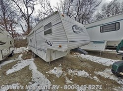 Used 2002  Keystone Hornet 275H by Keystone from Gillette's Interstate RV, Inc. in East Lansing, MI