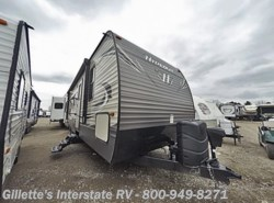 Used 2016  Keystone Hideout 27DBS by Keystone from Gillette's Interstate RV, Inc. in East Lansing, MI