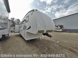 Used 2009  Keystone Cougar 318SAB by Keystone from Gillette's Interstate RV, Inc. in East Lansing, MI