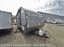 New 2018  Coachmen Catalina SBX 291QBS by Coachmen from Gillette's Interstate RV, Inc. in East Lansing, MI