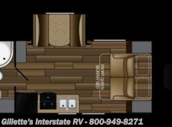 New 2018  Cruiser RV Shadow Cruiser 193MBS by Cruiser RV from Gillette's Interstate RV, Inc. in East Lansing, MI