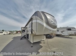 New 2018  Jayco Pinnacle 37MDQS by Jayco from Gillette's Interstate RV, Inc. in East Lansing, MI