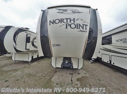 New 2017  Jayco North Point 315RLTS by Jayco from Gillette's RV in East Lansing, MI