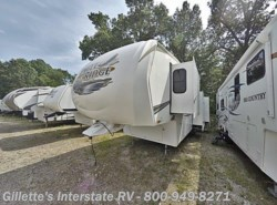 Used 2010  Heartland RV Eagle Ridge 34QSRL by Heartland RV from Gillette's RV in East Lansing, MI
