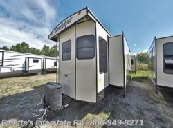 New 2018  Forest River Sandpiper Destination 401FLX by Forest River from Gillette's RV in East Lansing, MI