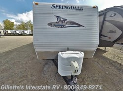 Used 2012  Keystone Springdale 295RBSSR by Keystone from Gillette's RV in East Lansing, MI