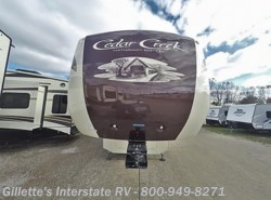 New 2018  Forest River Cedar Creek 36CK2 by Forest River from Gillette's RV in East Lansing, MI