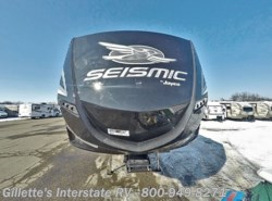 New 2018 Jayco Seismic 4114 available in East Lansing, Michigan