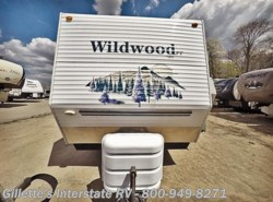 Used 2007  Forest River Wildwood 4022B by Forest River from Mike in East Lansing, MI